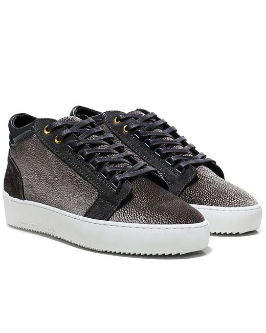 PUMA Men's Black Basket Classic Velour Vr Sneakers