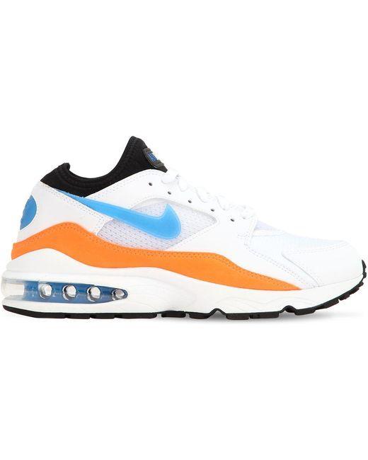 Nike Men's Air Max 93 Sneakers