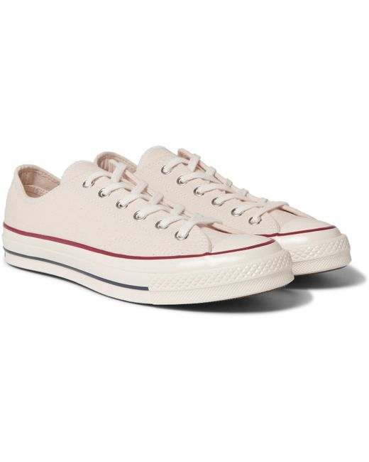 Converse Men's Black 1970s Chuck Taylor All Star Canvas Sneakers