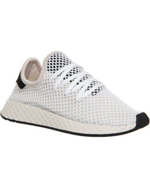 adidas Men's Gray Deerupt