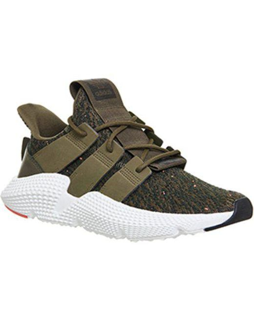 adidas Men's Green Prophere