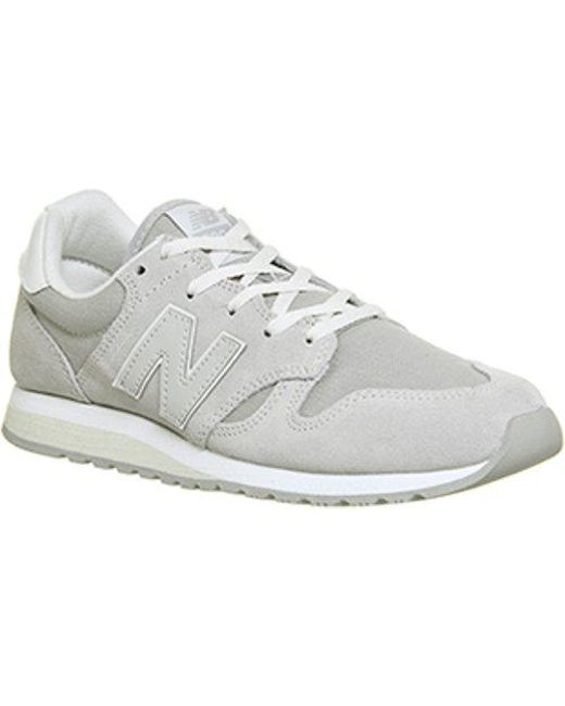 New Balance Men's Gray 574