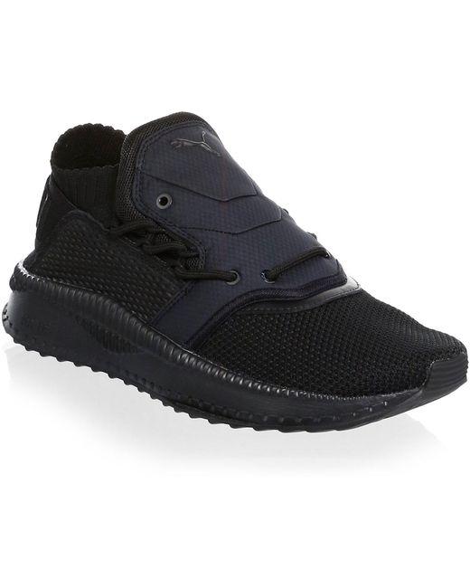 PUMA Men's Black Tsugi Blaze Evoknit Sneakers