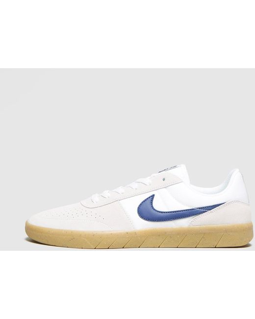 Nike Men's White Team Classic