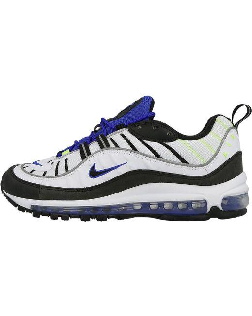 Nike Men's Blue Air Max 98