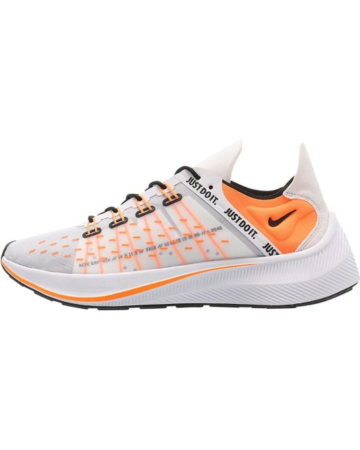 Nike Men's Orange Exp-x14 'just Do It' Trainer
