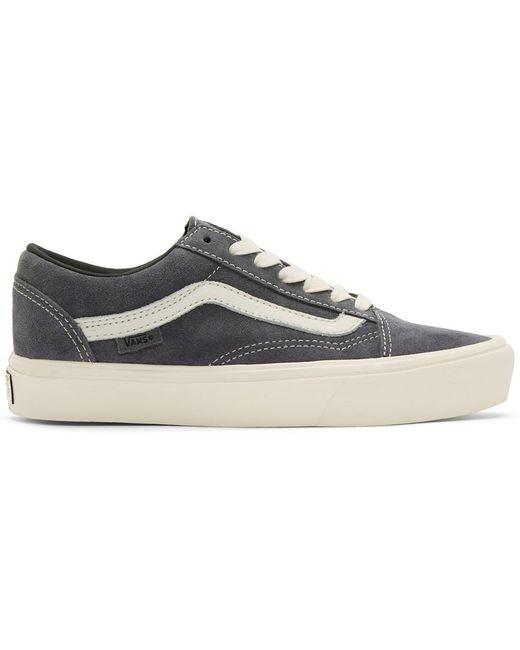 Vans Men's Natural Beige Old Skool Lite Lx Sneakers