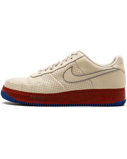 Nike Men's Red Air Force 1 Sprm '07 (malone)