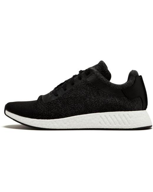 adidas Men's Black Nmd_r2