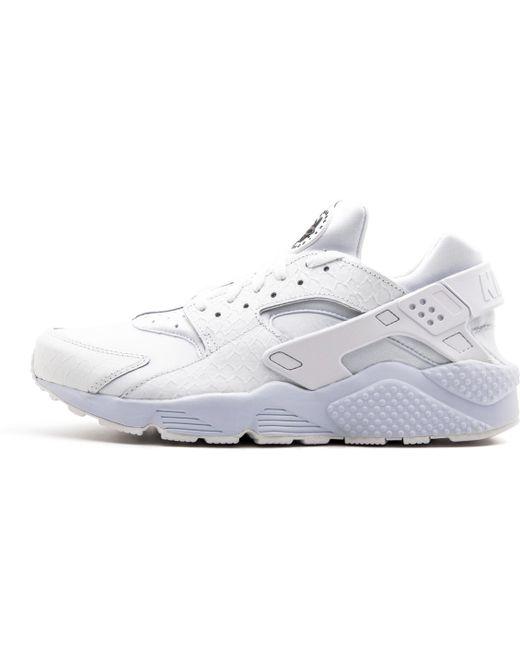 Nike Men's White Air Huarache Run '91 Qs