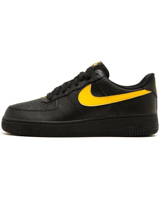 Nike Men's Black Air Force 1 Low