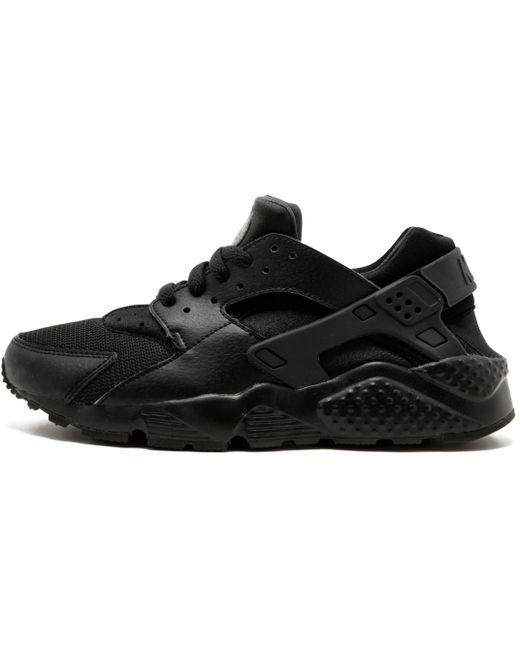 Nike Men's Black Huarache Run (ps)