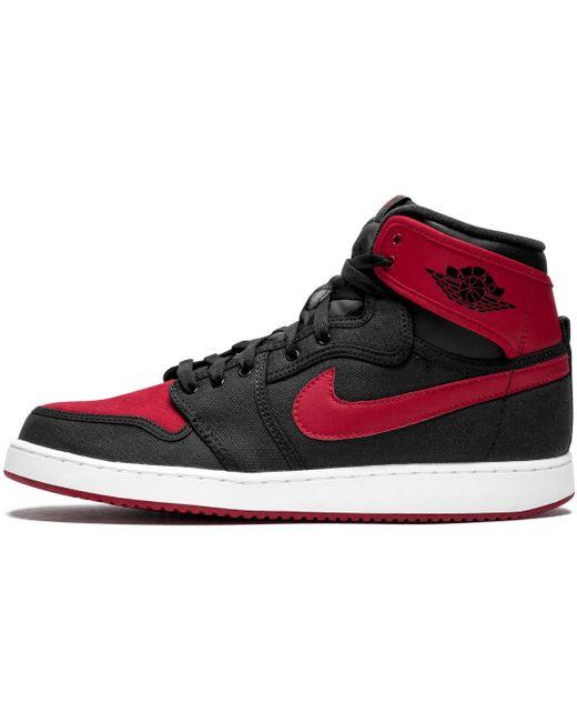 Nike Men's Red Air 1 Ko High