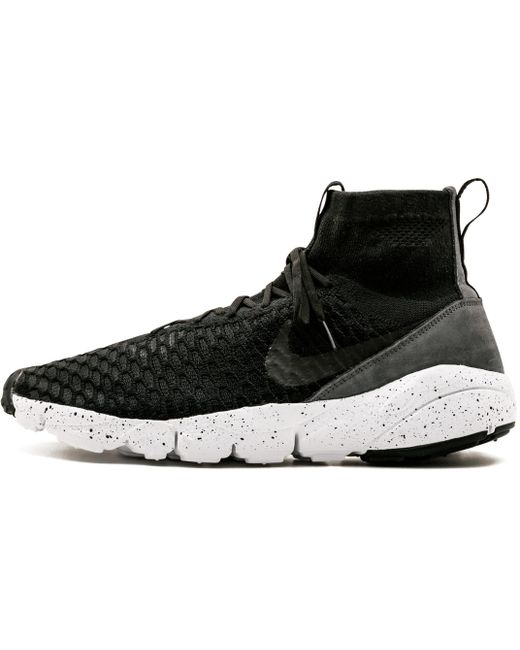 Nike Men's Black Air Footscape Motion