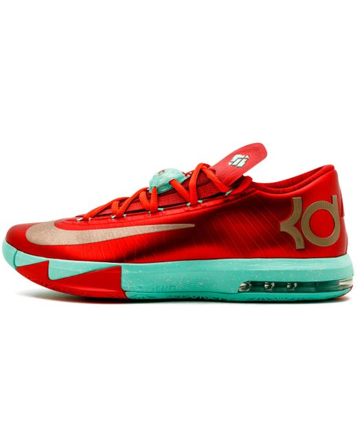 Nike Men's Red Free Rn Fk