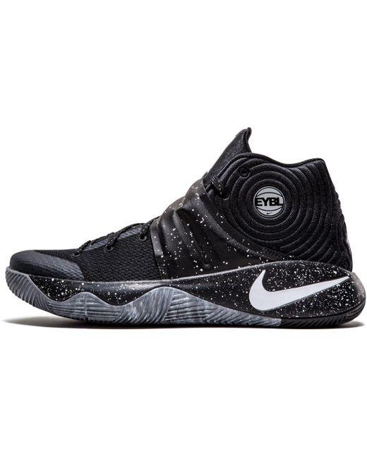 Nike Men's Black Kyrie 2