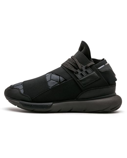 adidas Men's Blue Y-3 Qasa High