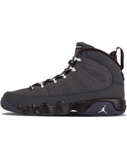 Nike Men's Black Air 5 Retro (gs)