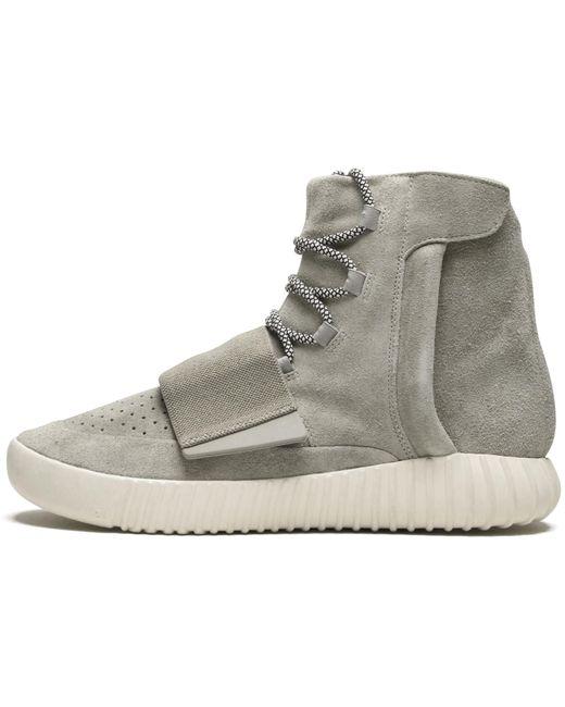 adidas Men's Brown Yeezy Boost 750