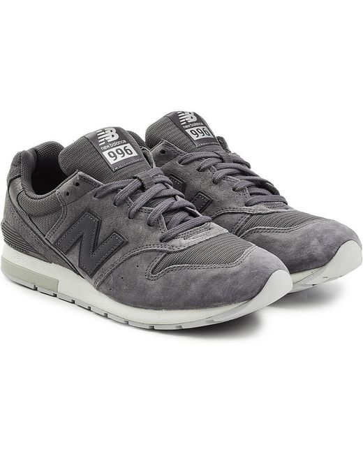 New Balance Men's Mrl996 Sneakers With Suede And Mesh
