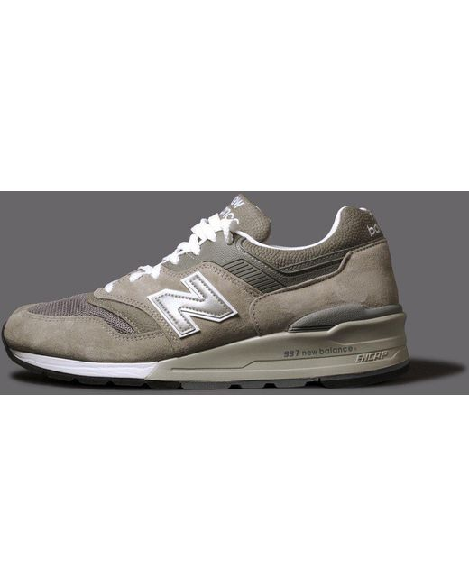 New Balance Men's Blue M 997 Ptb Made In Usa