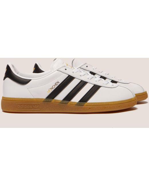 adidas Originals Mens 350 Leather White