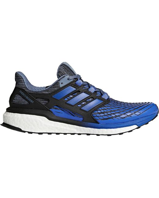 adidas Men's Gray Energy Boost Running Shoes