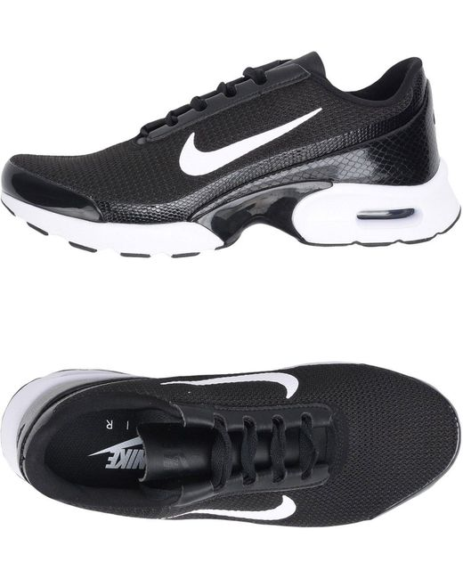 Nike Men's Black Low-tops & Sneakers
