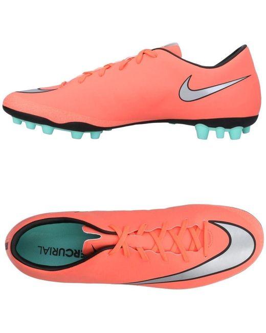 Nike Men's Pink Low-tops & Sneakers