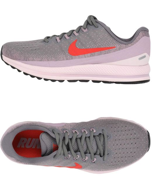 Nike Men's Gray Low-tops & Sneakers