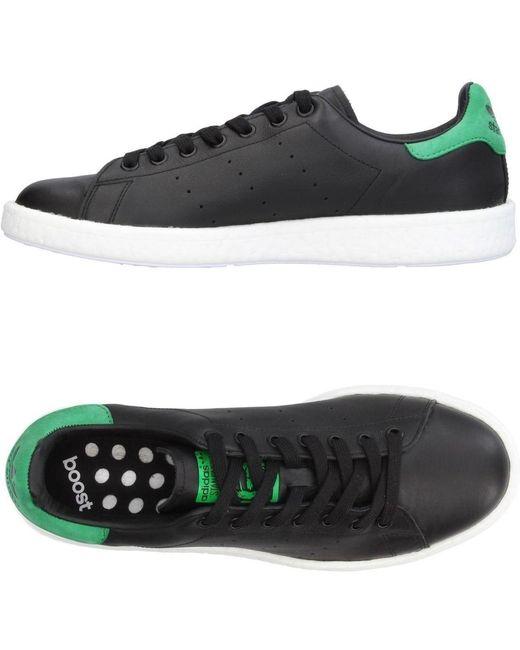 adidas Originals Men's Black Low-tops & Trainers