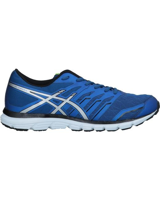 Asics Men's Blue Low-tops & Sneakers