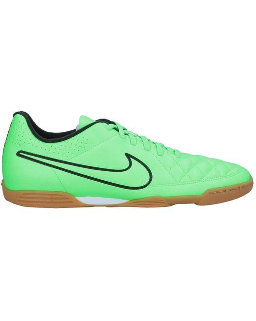 Nike Men's Green Low-tops & Sneakers