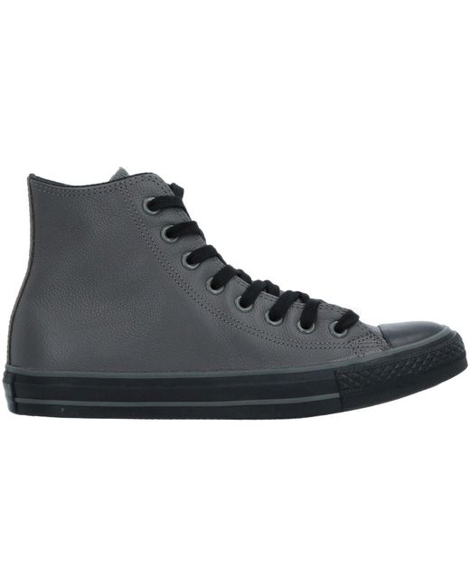Converse Men's Black High-tops & Sneakers