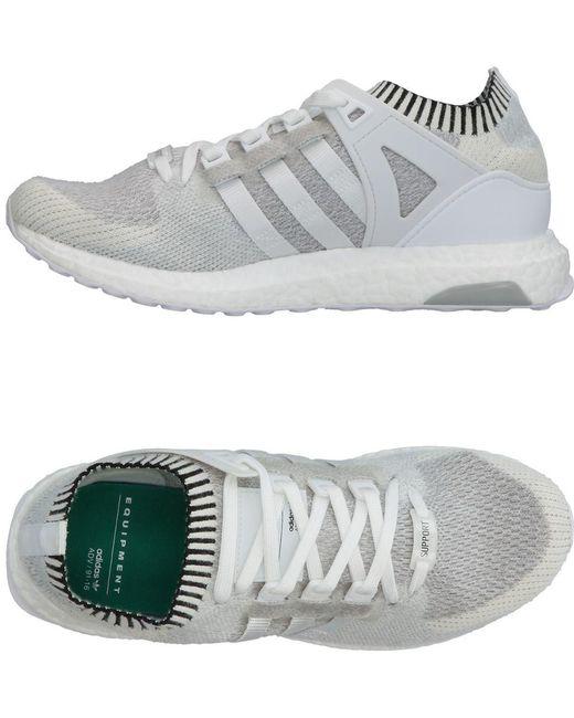 adidas Originals Men's Gray High-tops & Sneakers