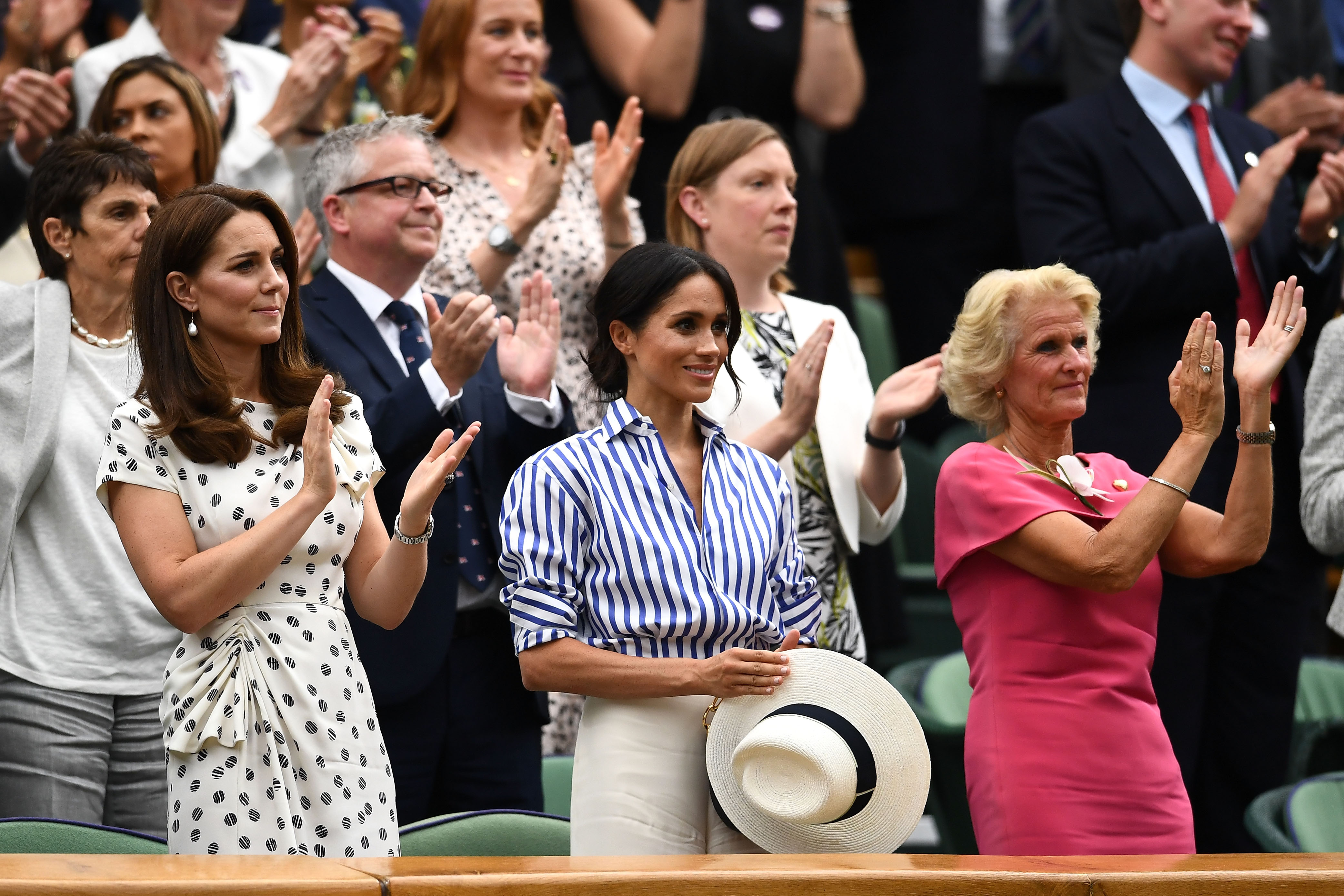 Wimbledon (14 juillet 2018) / Getty Images