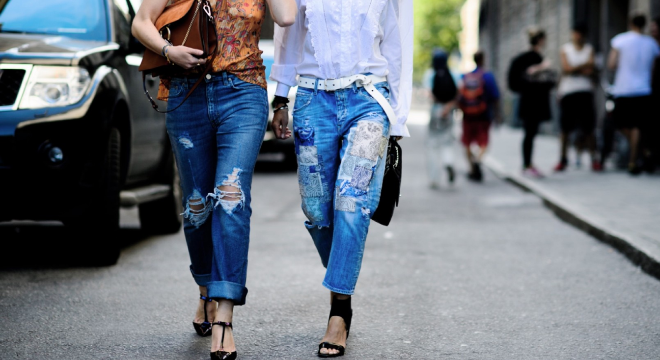 Lyst How To Distress Jeans The Ultimate Guide To Diy Denim