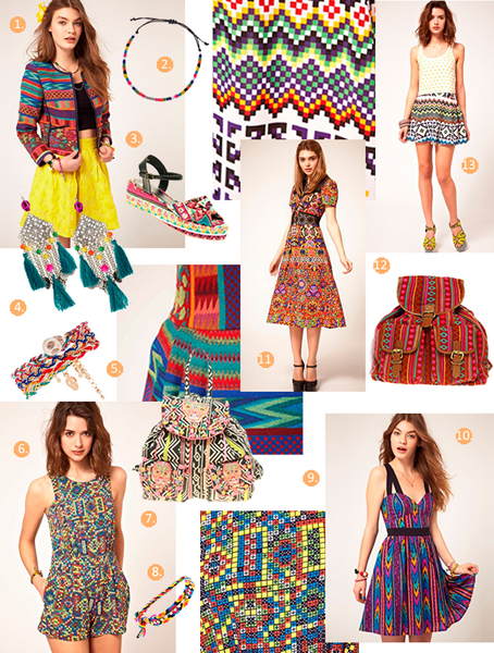 [ MEXICAN RAVE ] ASOS SS 2012 Collections