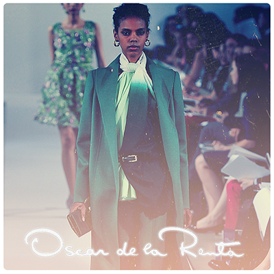 LMJukez's Best Picks: Oscar de la Renta