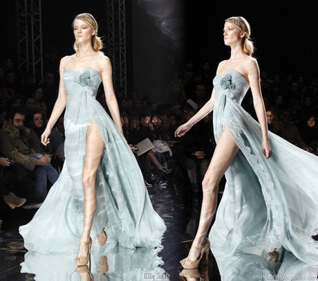 Just Elie Saab dress