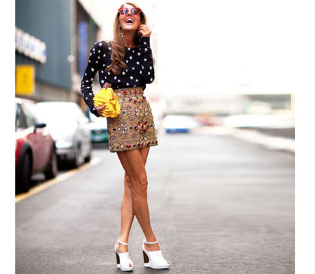 Fashion Icon ... Anna Dello Russo