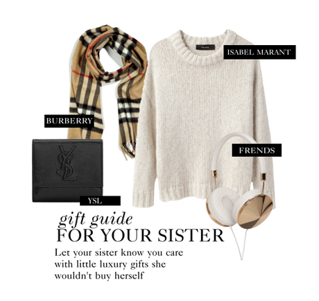Gift Guide for your Sister