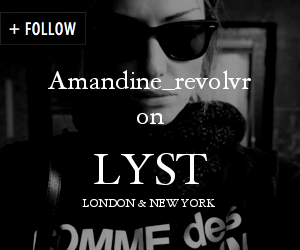 Follow amandine_revolvr's fashion picks on Lyst