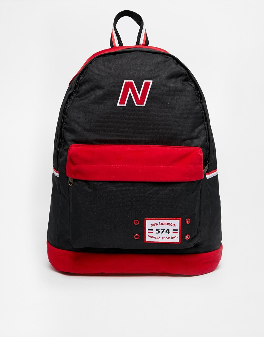 337faac9e1c New Balance 41493 Backpack in Black for Men - Lyst