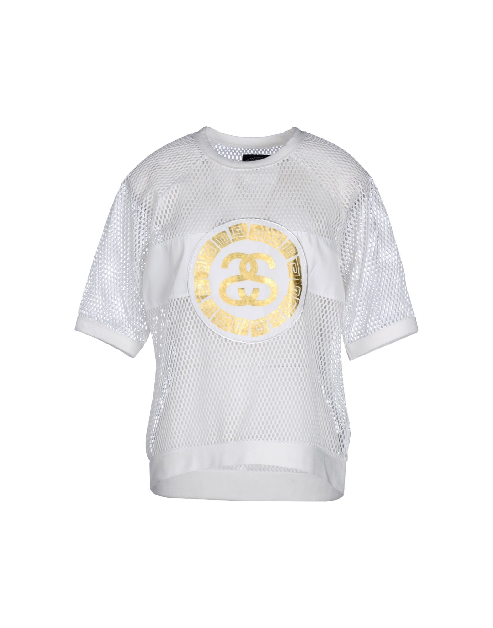 Stussy T Shirt In White Lyst