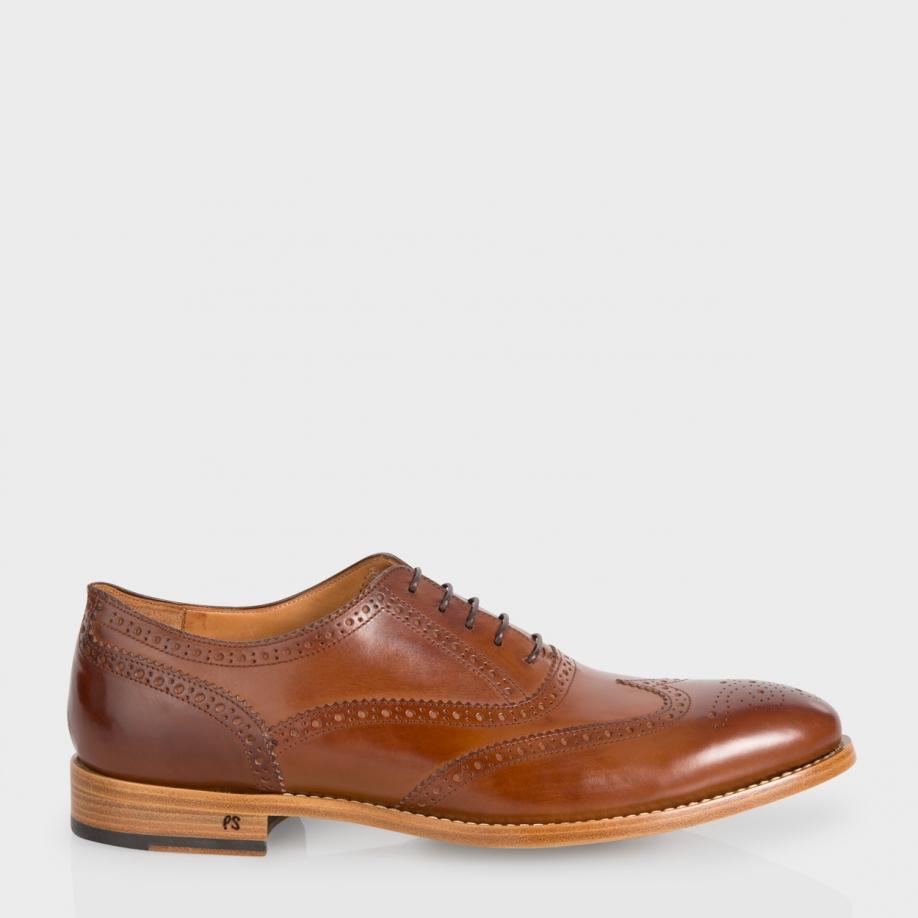 Dockers Brown Shoe Laces