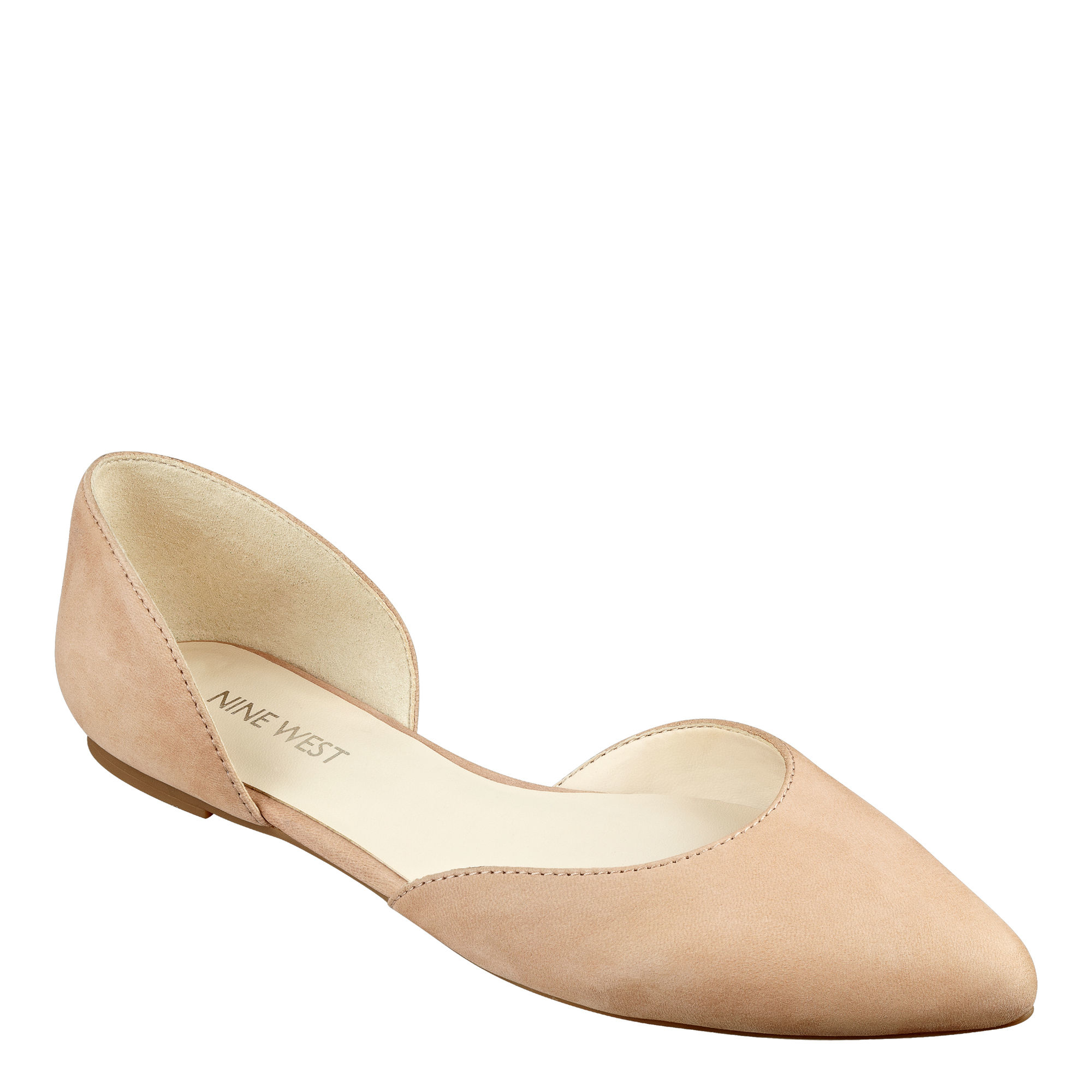 Nine West Starship Pointed Flats cdBmaevx