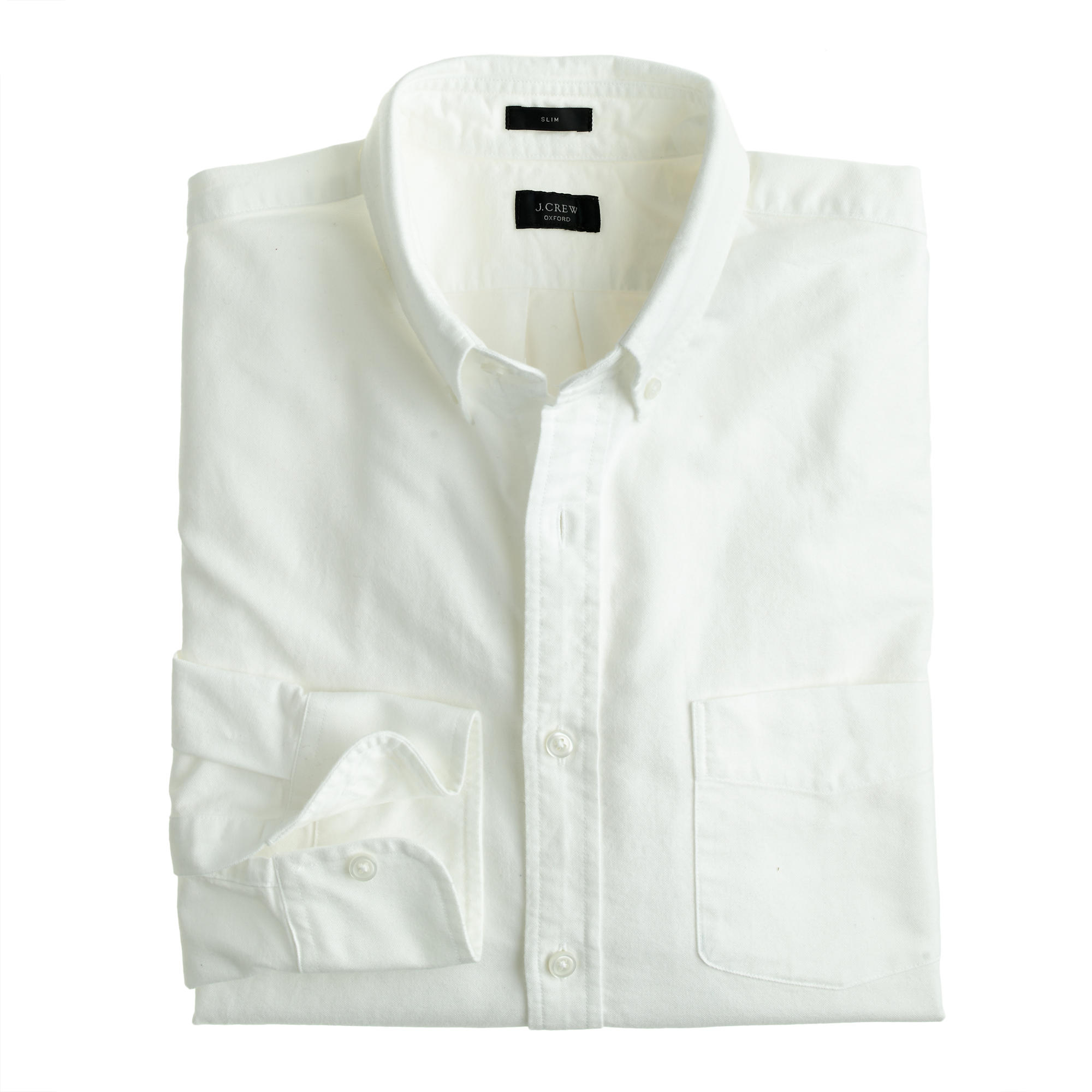 Vintage Oxford Shirt In White In White For Men Lyst