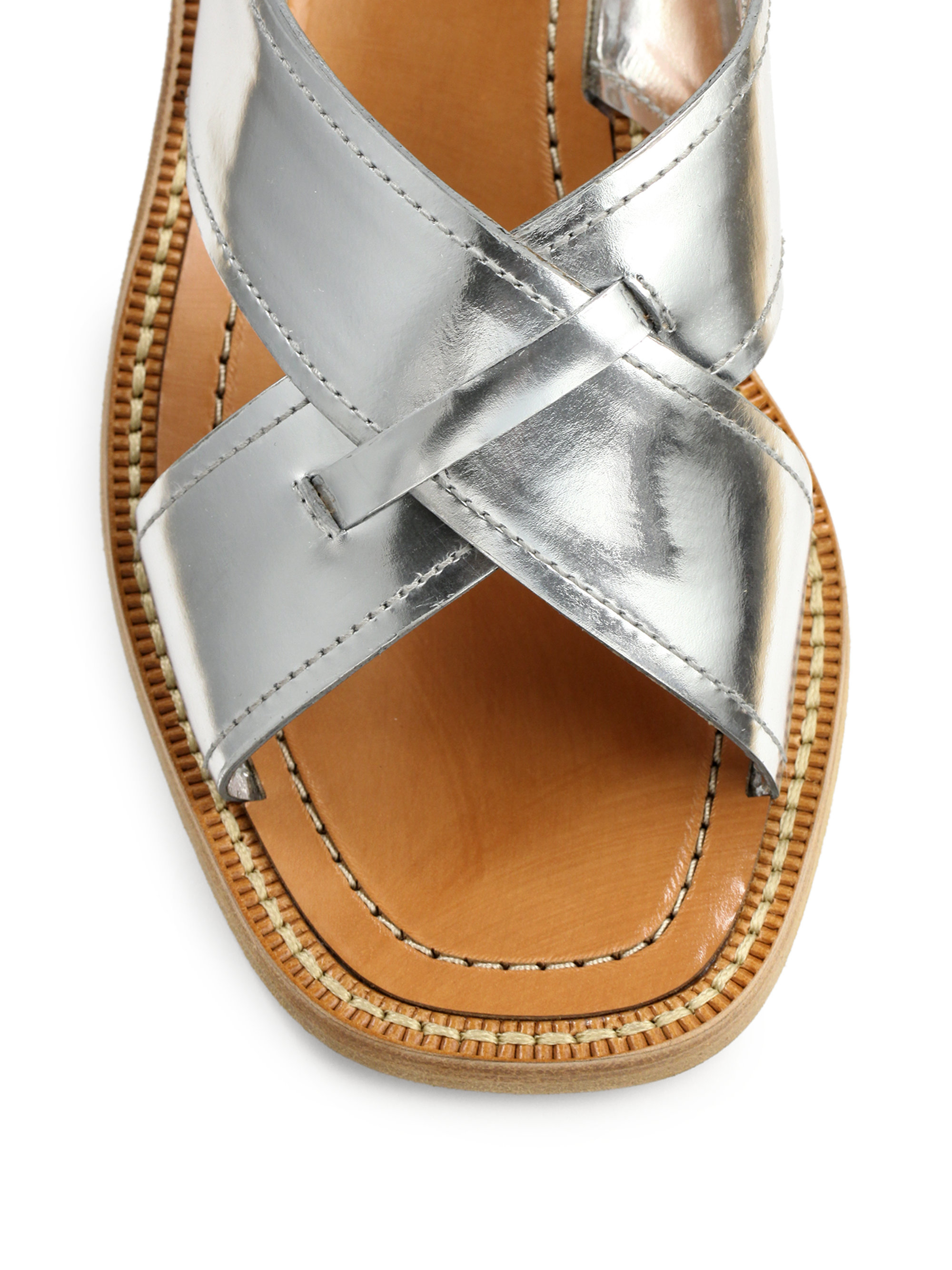 Prada womens leather gloves - Gallery