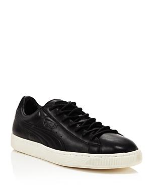 Lyst - PUMA Basket Citi Series Sneakers in Black for Men 80a86501c